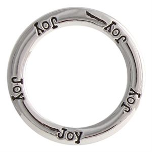 Picture of 'Joy' Large Silver Frame