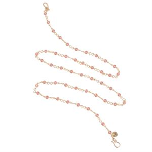 Picture of Infinity Blush Gold Chain