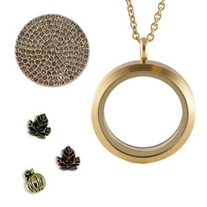 Picture of Fall Fashion Locket